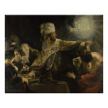 Belshazzar's Feast Print