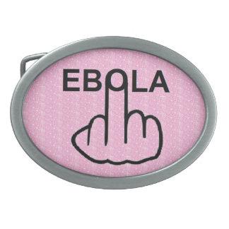 Belt Buckle Blast Ebola