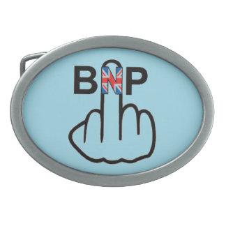 Belt Buckle BNP Flip