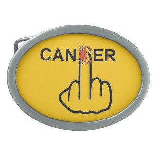 Belt Buckle Cancer Flip