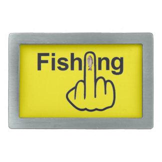 Belt Buckle Fishing Flip