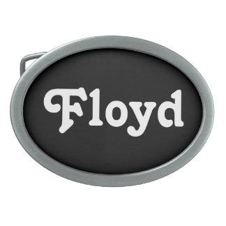 Belt Buckle Floyd