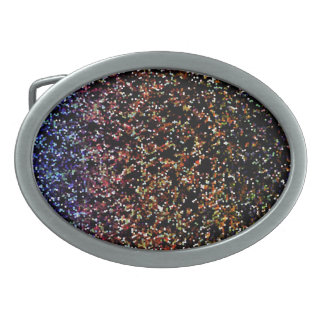 Belt Buckle Glitter Graphic Background