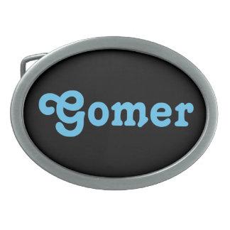 Belt Buckle Gomer