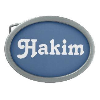 Belt Buckle Hakim
