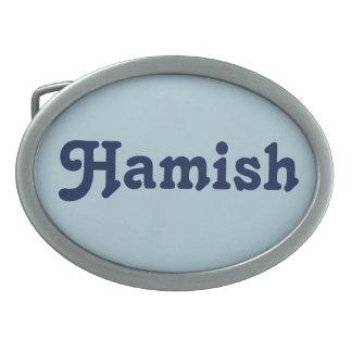 Belt Buckle Hamish