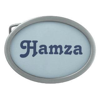 Belt Buckle Hamza