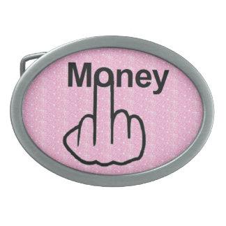 Belt Buckle Money Flip