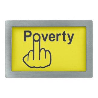 Belt Buckle Poverty