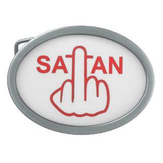 Belt Buckle Satan Flip