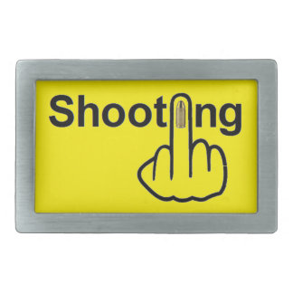 Belt Buckle Shooting Flip