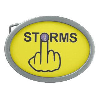 Belt Buckle Storms Flip