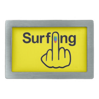 Belt Buckle Surfing Flip