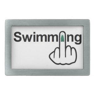 Belt Buckle Swimming Flip