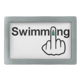 Belt Buckle Swimming Flip