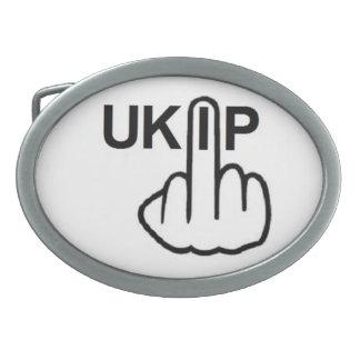 Belt Buckle UKIP Flip