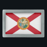 "Belt Buckle with Flag of Florida State<br><div class=""desc"">Elegant Belt Buckle with Flag of Florida. United States of America. This product its customizable.</div>"