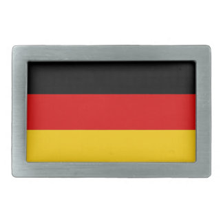 Belt Buckle with Flag of Germany