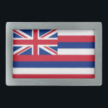 "Belt Buckle with Flag of Hawaii State<br><div class=""desc"">Elegant Belt Buckle with Flag of Hawaii. United States of America. This product its customizable.</div>"