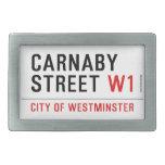 carnaby street  Belt Buckles