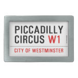 piccadilly circus  Belt Buckles