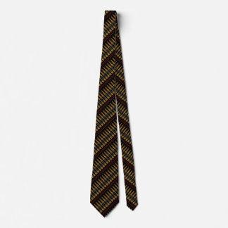 Belt Fed Gentleman Neck Tie