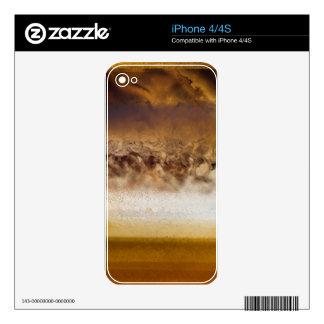 Belt of Jupiter Geode iPhone 4 Skin