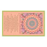Beltain Mandala Blessing Sticker
