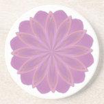 Beltain Petals Sandstone Coaster