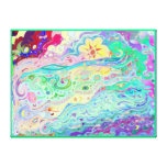 Beltaine Seashore Dreaming Canvas Print