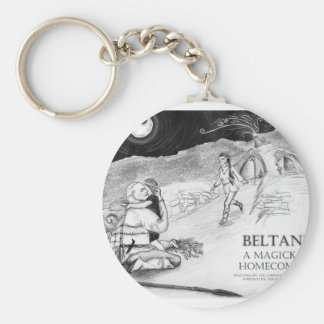 Beltane A Magickal Homecoming Design #1 Keychains