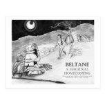 Beltane A Magickal Homecoming Design #1 Postcard
