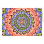 Beltane Bloom Kaleidoscope Mandala