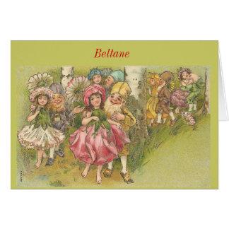 Beltane Greeting Card