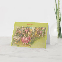 Beltane Holiday Card