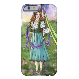 Beltane, May Day Festival Equinox Solstice Celtic Barely There iPhone 6 Case