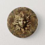 Beltane Sun Sprite Button