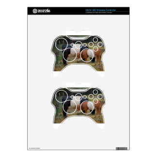 Belted cow and calf with texture xbox 360 controller skins