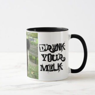 Belted cow in Cambridge Mug