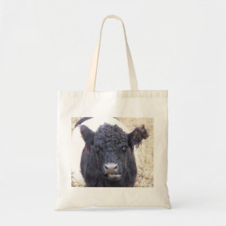 Belted Galloway Cow - Emma Tote Bag
