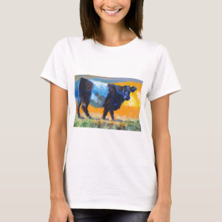Belted Galloway Cow T-Shirt