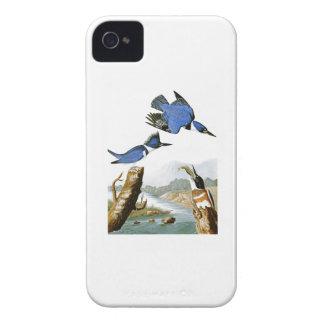 Belted Kingfisher John Audubon Birds of America Case-Mate iPhone 4 Case