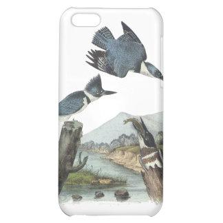 Belted Kingfisher, John Audubon iPhone 5C Cases