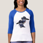 Belted Kingfisher pair Tshirt