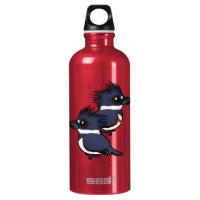 Belted Kingfisher Pair SIGG Traveller Water Bottle (0.6L)