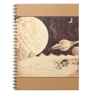 Belters Spiral Notebook
