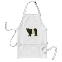 'Beltie' Belted Galloway Adult Apron