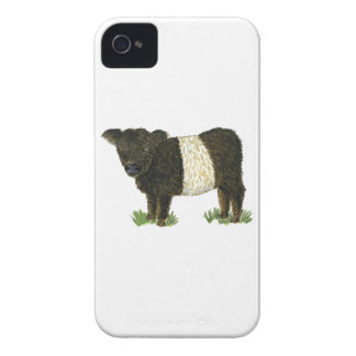 'Beltie' Belted Galloway Case-Mate iPhone 4 Case