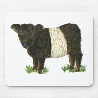 'Beltie' Belted Galloway Mouse Pad