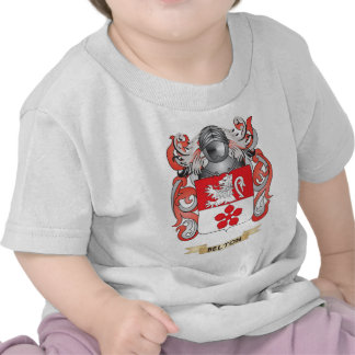 Belton Coat of Arms (Family Crest) Shirts